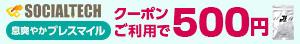 3,780円の本商品がクーポン利用で500円!